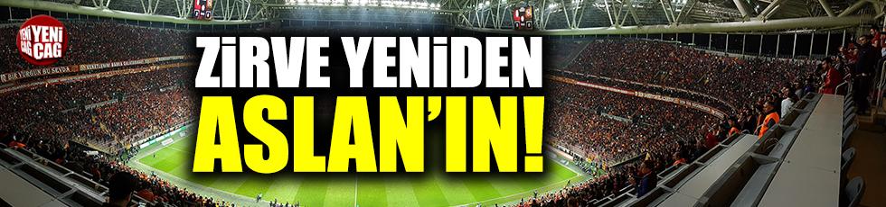 Galatasaray-Başakşehir 2-0 (Maç özeti)
