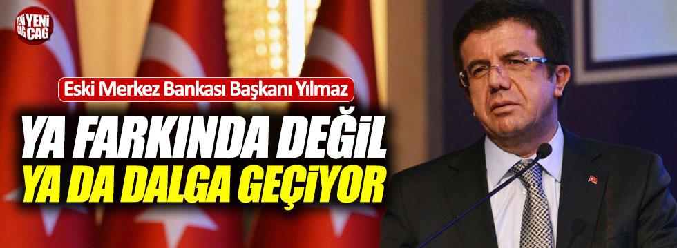 İYİ Parti'den Ekonomi Bakanı'na sert eleştiri