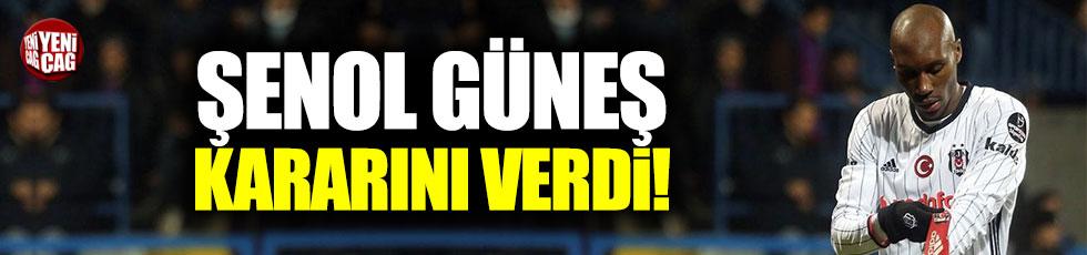 Beşiktaş'ta Atiba gelişmesi! Şenol Güneş kararını verdi...