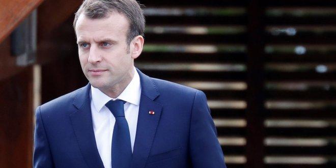 Macron'a bir yanıt da Rusya'dan!