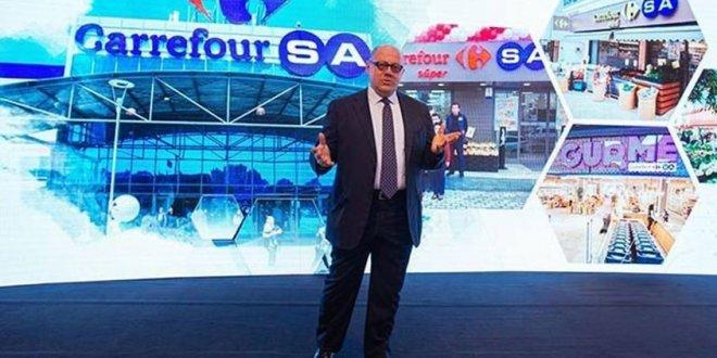 Carrefoursa Genel Müdürü Hakan Ergin istifa etti