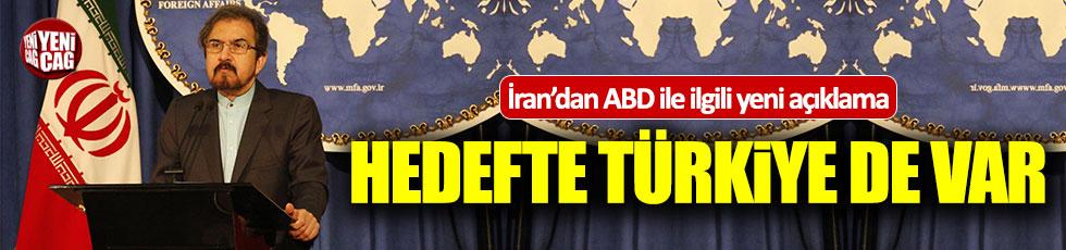 Behram Kasımi: ABD'nin hedefinde İran, Türkiye ve Rusya var