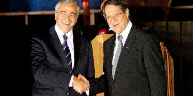 Kıbrıs'taki zirve sona erdi