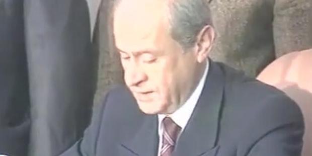 Bahçeli 2002'de de erken seçim çağrısı yapmıştı