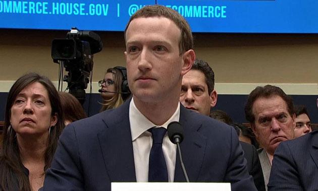 """Zuckerberg: """"Twitter ve Google'da yapıyor"""""""