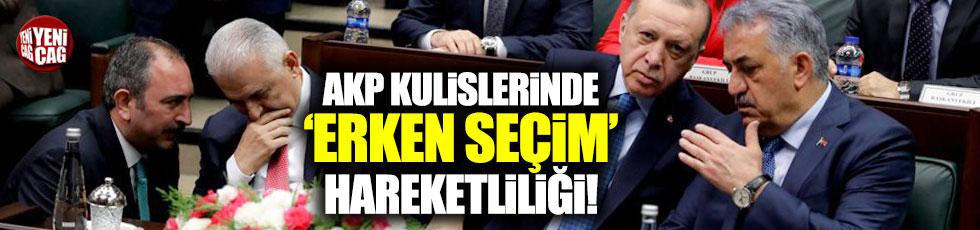 Erken seçim çağrısı AKP kulislerini hareketlendirdi