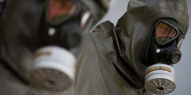 Rusya: Suriye'de muhaliflere ait kimyasal silah deposu bulduk