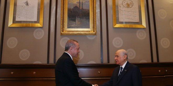 Tebrikler Erdoğan, tebrikler Bahçeli!