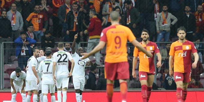 Galatasaray, Ziraat Türkiye Kupası'ndan elendi