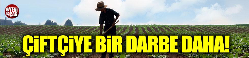 Çiftçiyi kötü haber... Gübreye ÖTV geldi!