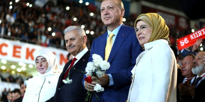 AKP kongresi ne zaman yapılacak