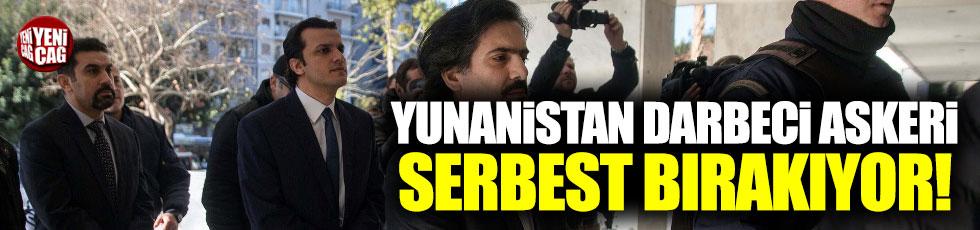 Yunanistan firari FETÖ'cüyü serbest bırakıyor