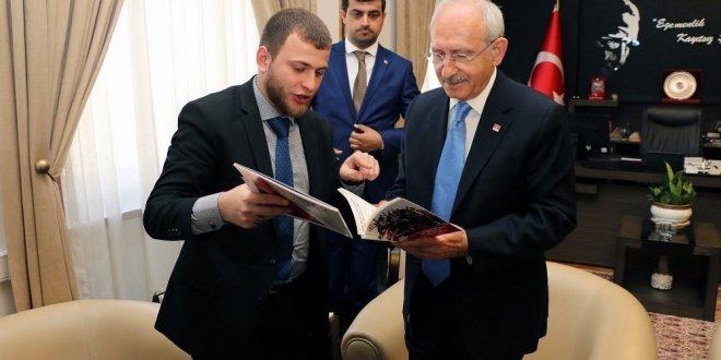Kılıçdaroğlu'nu ziyaret eden Genç İmam Hatipliler: Çok şaşırdık