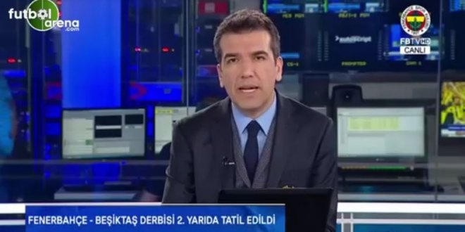 FBTV spikerinden olay yaratacak açıklamalar