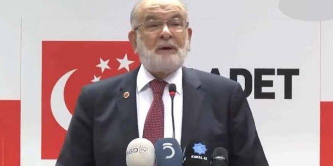 "Karamollaoğlu'ndan Berat Albayrak'a tepki: ""Toy"""