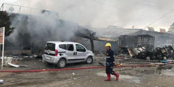 Iğdır'da patlama: 1 ölü, 13 yaralı