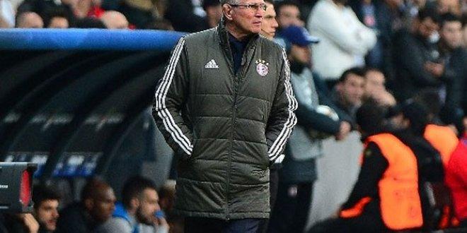 Bayern Münih Teknik Direktöründen Şenol Güneş açıklaması