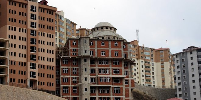 'Apartman cami' modası