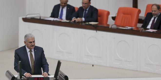 """Yıldırım: """"Kılıçdaroğluna sıra kalmayacak"""""""