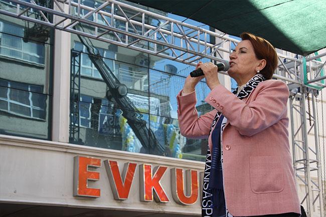 Meral Akşener'den Erdoğan ve YSK Başkanı'na çok sert tepki