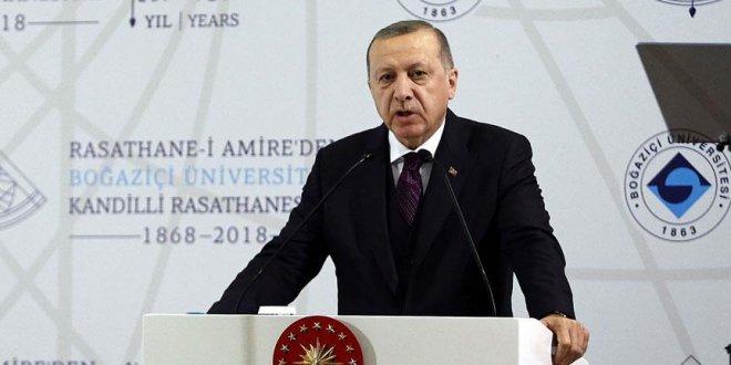 """Erdoğan: """"Buyurun işte meydan"""""""