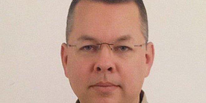 ABD'li papaz Brunson'un tutukluluğuna devam kararı