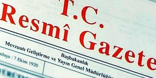 Erken seçim kararı Resmi Gazete'de