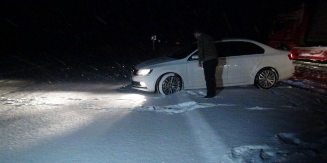 Kars'a bahar karı
