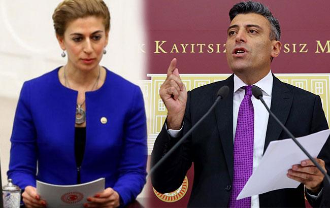 CHP'li Musa Çam'dan 'adaylara' tepki