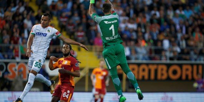 Aytemiz Alanyaspor 2-3 Galatasaray (Maç Özeti)