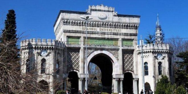 İstanbul Üniversitesi'den bölünmeye sert tepki