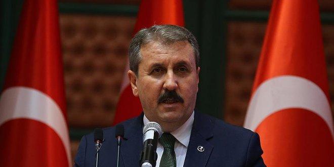 BBP Genel Başkanı Destici'den 'İYİ Parti' yorumu!