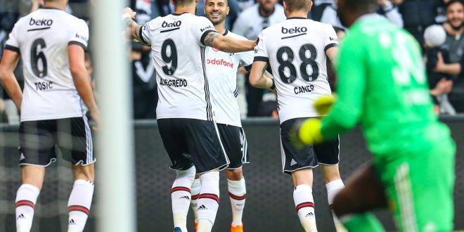 Beşiktaş 3-1 Yeni Malatyaspor (Maçı Özeti)