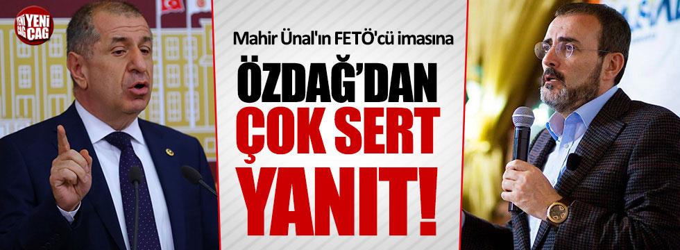 Ümit Özdağ'dan Mahir Ünal'a çok sert yanıt!