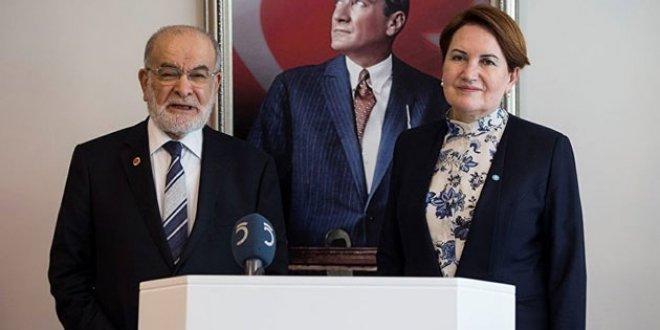 Karamollaoğlu, Akşener ile görüşecek