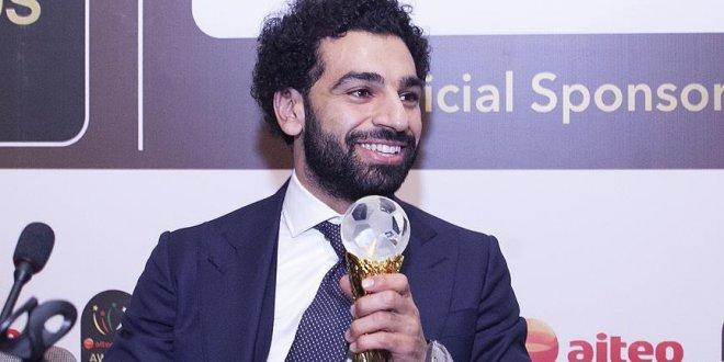İngiltere'de yılın futbolcusu Salah