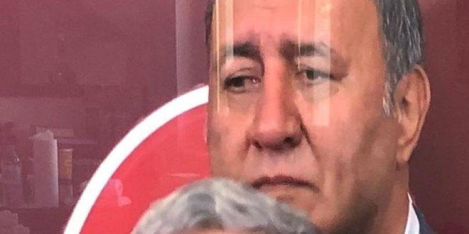 Ömer Fethi Gürer'in gözyaşları...
