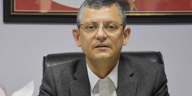 CHP'li Özgür Özel'den yazılı açıklama