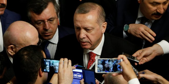 Erdoğan İle Özgür Özel arasındaki tartışma büyüyor