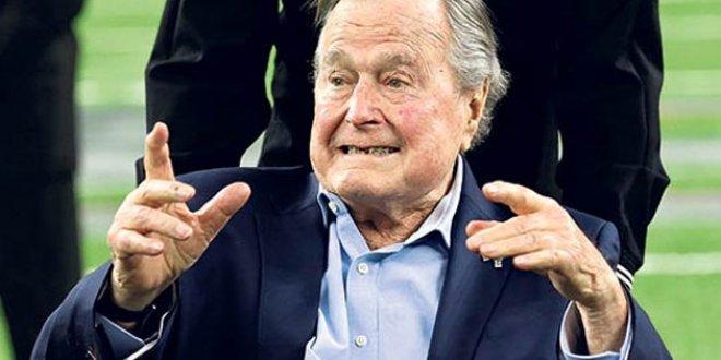 Baba Bush yoğun bakımda