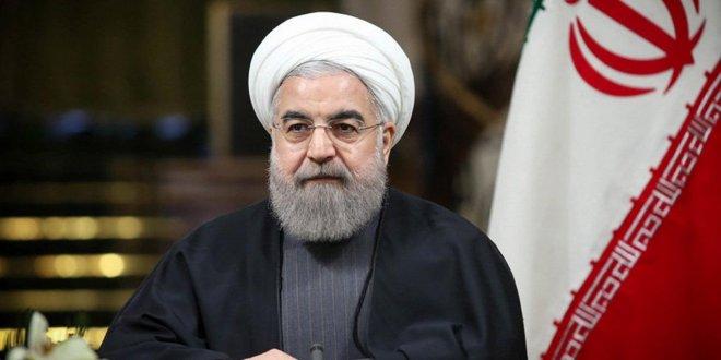Ruhani'den Trump'a çok sert uyarı!
