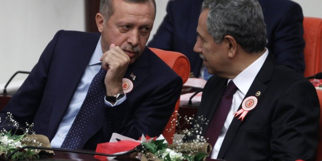 Erdoğan, Saray'da Bülent Arınç'la görüşecek