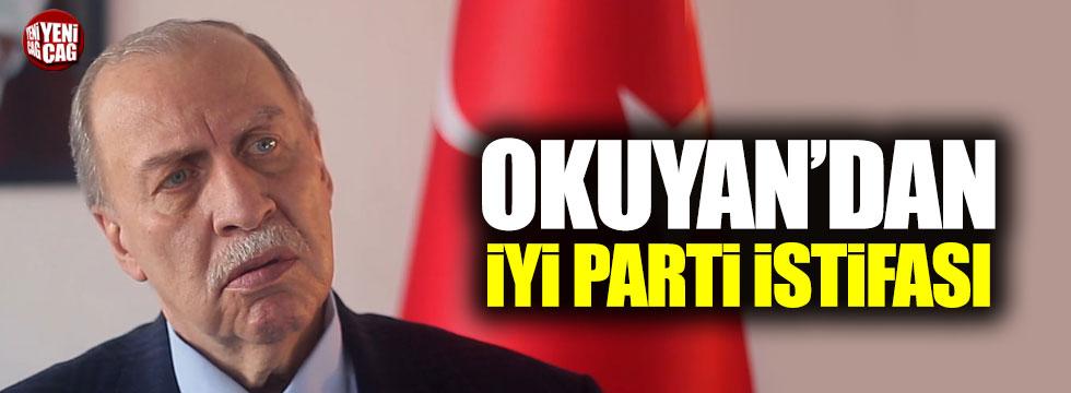 Vatan Partisi'nde İYİ Parti istifası