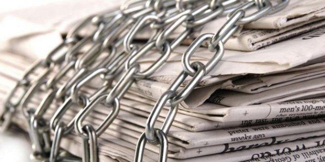 Basın özgürlüğünde dibi gördük