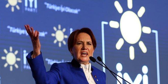 Meral Akşener: Saadet Partisi'ni ararız