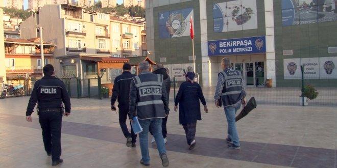 Eş zamanlı operasyonlarda bin 91 kişi yakalandı