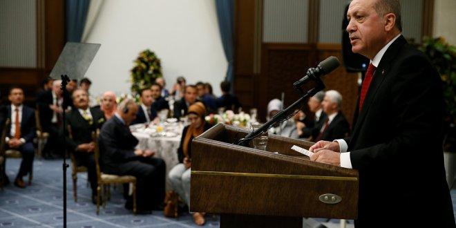 Erdoğan: Türkiye, adalet alanında daha iyi bir döneme giriyor