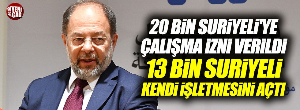 """Akdağ: """"Suriyelilere 31 milyar euro harcadık"""""""