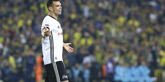 Galatasaraylı yöneticilerin Pepe öfkesi!
