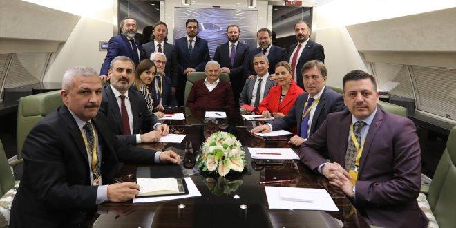Başbakan Yıldırım'dan Abdullah Gül açıklaması!